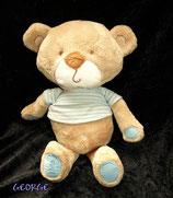 Teddy / Bär aus England Wal Mart GEORGE