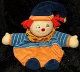 Sterntaler Schmusetuch Clown CLEMENS
