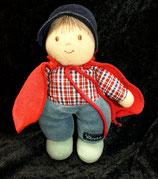 Sterntaler Puppe Junge / Schäfer mit Umhang