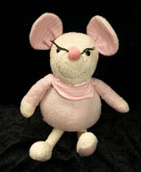Sterntaler Spieluhr Maus rosa weich 30 cm