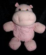 Knautschi / Puffalump?   Hippo / Nilpferd  rosa
