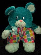 Knautschi / Puffalump  Teddy / Bär  GEGU