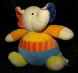 Baby Club FEHN / TOPOLINO dicker Elefant 15 cm