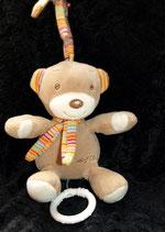 FEHN Rainbow Spieluhr Teddy / Bär