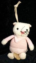 Sterntaler Spieluhr Katze Katinka klein zum anhängen