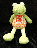 Sigikid Schmusetier Flip Flap Frosch 32 cm