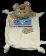 TIAMO Schmusetuch Bär / Teddy