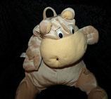 RUMPLE Teddy Bear / Nilpferd / Hippo  Bob der Bär OK! Kaufhof