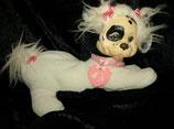 Puppy Surprise Hund schwarz / weiß ohne Welpen HASBRO