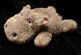 KIK Badetier Nilpferd / Hippo Beanie superweich