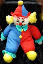 Knautschi / Puffalump  GEGU Clown / Puppe