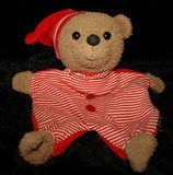 Sterntaler Schmusetuch Teddy / Bär 25 cm selten!