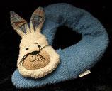 Sterntaler Nackenkissen / Nackenhörnchen Hase für Babys