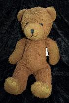 Käthe Kruse Frottee Schlenker Bär / Teddy braun 35 cm