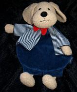 Sterntaler Schmusetuch Hund groß 28 cm