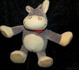 Babylove / DM  Spieluhr Esel mit Halstuch