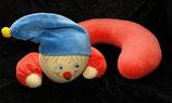 Sterntaler Nackenkissen / Nackenhörnchen Clown / Puppe
