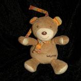 FEHN / Topolino / Topomini Rainbow Mini Spieluhr Teddy