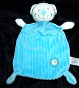 Nicotoy / Baby Club / Simba Schmusetuch Bär / Teddy blau Kücken