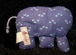 SIGIKID Greifling Elefant süß für Reborn / Frühchen 10 cm