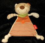 SIGIKID Schmusetuch  Bär aus der Organic Collection