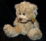 Althans Club Kuscheltier Teddy mit Flicken NEU