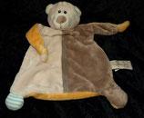 my first NICI Schmusetuch Teddy / Bär aus Babyplüsch
