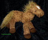 Kuschelwuschel / Karstadt Pferd braun