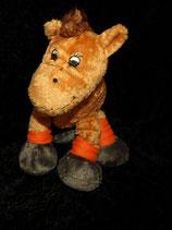 Sparkasse  LZO Schlenker Pferd aus Babyplüsch