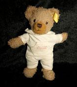 Steiff   Schlaf gut / Träum Süss Teddy / Bär rosa   Plüschtier 237003