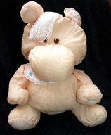 Knautschi / Puffalump  großes Nilpferd / Hippo