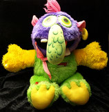 ZUGLY Hug a monster von 1986 Vintage RAR