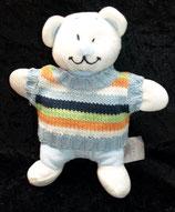 Woolworth DWW Bär / Teddy mit Pullover