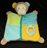 Topolino activity Schmusetuch Affe mit Beißring