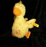 Steiff  Frottee Ente gelb 231513