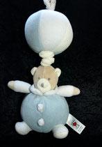 Nicotoy / Baby Club Spieluhr Bär / Teddy mit Ballon