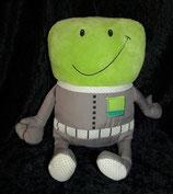 Sigikid DATEV Puppe Roboter Pixel  35 cm