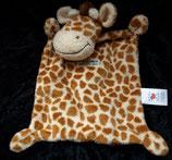 Nicotoy / Baby Club Schmusetuch Giraffe RAR