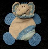 La Bebe   Schmusetuch Elefant mit Beißecken