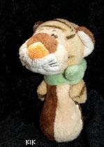 KIK / Okay Katze / Tiger / Tigger Greifling / Rassel