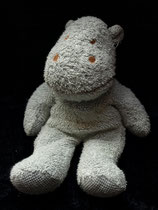 Bengy Hippo / Nilpferd  Schmuser Frottee