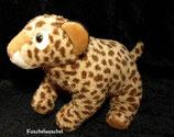 Kuschelwuschel / Karstadt Leopard / Tiger