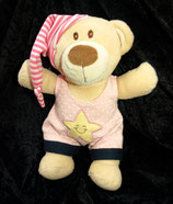 ABC / SIMBA  Teddy Punkte / Zipfelmütze / Stern