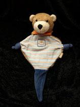 Sterntaler Schmusetuch / Hülle für Wärmekissen Teddy / Bär Benny