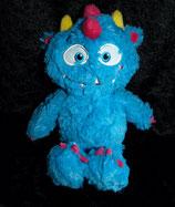 FERRERO süßes Monster blau  weich plüschig Kinder Schokolade