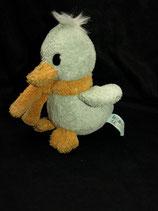 HEUNEC Ente  mit Schal