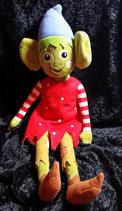 IKEA  Krullig Elfe Troll Zaubertroll Junge