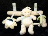Jollybaby Maxi Cosi Spielzeug / Trapez Affe