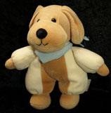 Sterntaler Hund  Rasseltier beige / braun
