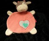 Babydream / ROSSMANN Schmusetuch Kuh mit Herz